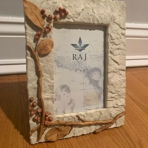 Raj Decorative Picture Frame 4x6 perfect for fall!